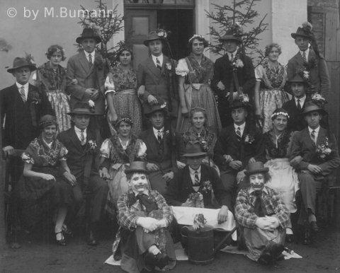 Kirmes 1928